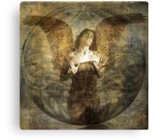 Angel Heart Canvas Print
