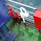 Blue-Bridge ferry, Wellington to Picton, New Zealand by Fineli