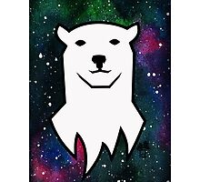 Polar Bears, We Have Space by oaktreeart