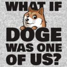 What if Doge was one of us? by Tabner