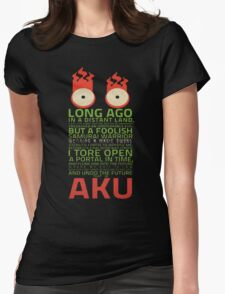 AKU T-Shirt Womens Fitted T-Shirt