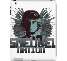 Sneuvelnation - Soldiersfortune iPad Case/Skin