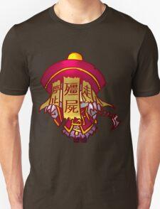 talisman zombie, Jiangshi Unisex T-Shirt