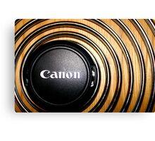 canon Canvas Print