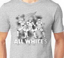 All Whites Unisex T-Shirt