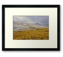 Burnt Moor - Birkdale Common #2 Framed Print