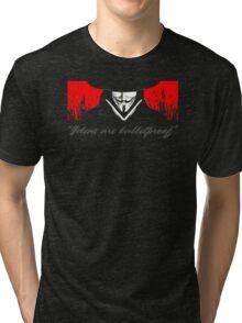 Vendetta Tri-blend T-Shirt