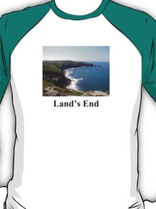 Land's End - Cornwall / England T-Shirt