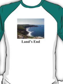 Land's End - Cornwall / England T-Shirt