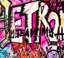 Detroit Soul Sticker