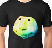 The Disembodied Botox-Injected Face of Thomas the Tank Engine Unisex T-Shirt