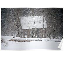Snow Blind Poster