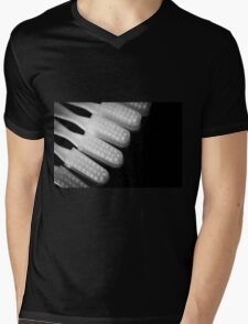Toothbrushes heads Mens V-Neck T-Shirt