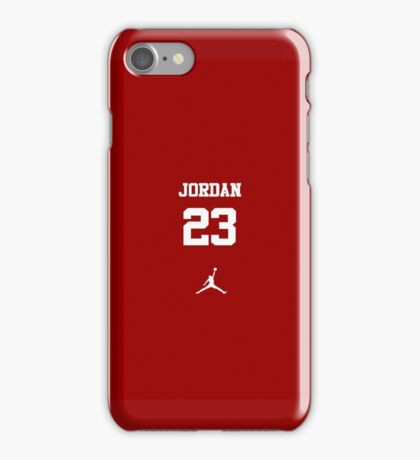 jordan23 iPhone Case/Skin