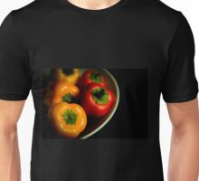 Colorful peppers Unisex T-Shirt