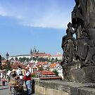 Charles Bridge Prague by Paul Loveday