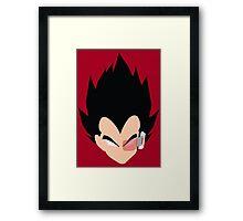 Vegeta - Dragon Ball Z Framed Print