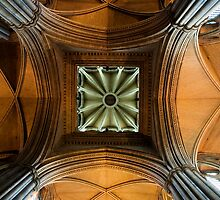Truro Cathedral by Paul Woloschuk