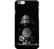 The Biker iPhone Case/Skin