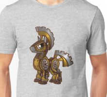 Steampunk Pony Unisex T-Shirt