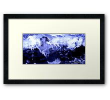 Stallion Of The Sea Framed Print