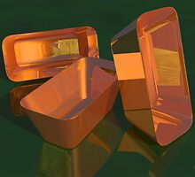 Still Life - Copper Pans by watermark