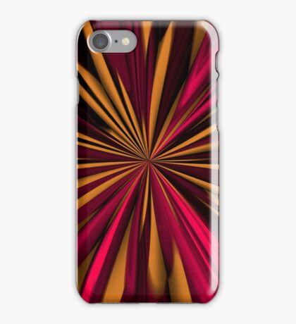 Explosion Abstract iPhone Case/Skin
