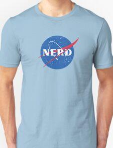 Nerd - NASA T-Shirt