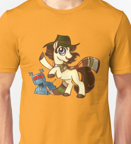 4th Dr Whooves Unisex T-Shirt