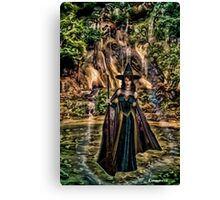 Healing Forces Canvas Print