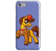 11th Dr. Whooves iPhone Case/Skin