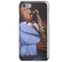 Charlie Parker iPhone Case/Skin