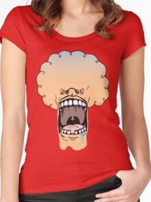 Brain Storm Women's Fitted Scoop T-Shirt