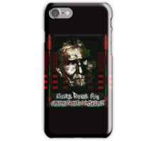 Geronimo Ghost iPhone Case/Skin