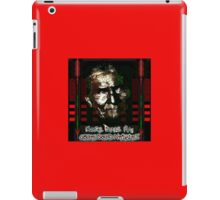 Geronimo Ghost iPad Case/Skin