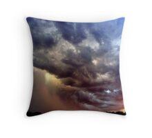 Torrential Throw Pillow