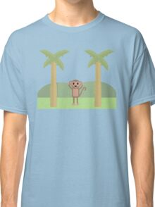 Monkey In The Jungle Classic T-Shirt