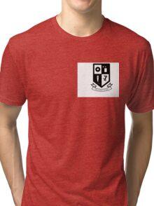 90s School of Rap Logo Tri-blend T-Shirt