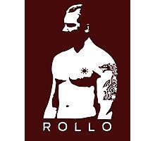 Rollo - vikings Photographic Print