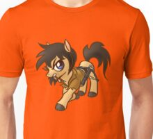Walking Dead Pony Fighter Unisex T-Shirt