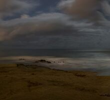 Windansea Panorama 3 by oastudios