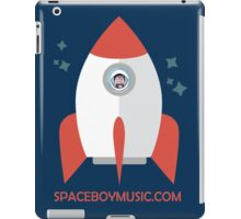 Spaceboy's Rocket iPad Case/Skin