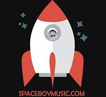 Spaceboy's Rocket Unisex T-Shirt