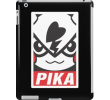 PIKA -OBEY- iPad Case/Skin