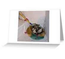Is this as good as it gets? Greeting Card