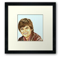 Walk right back! Phil Everly Framed Print