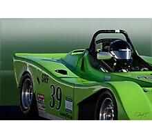 SCCA Racecar SRF Photographic Print