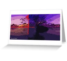 Picture 2015069 Justin Beck 4points Sunset Greeting Card