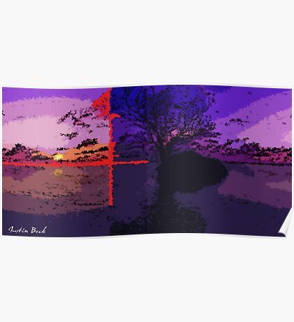 Picture 2015069 Justin Beck 4points Sunset Poster