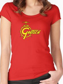 Gretsch Drums Women's Fitted Scoop T-Shirt